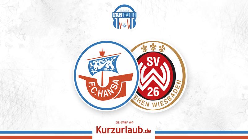 33. Spieltag: Hansa gegen Wiesbaden