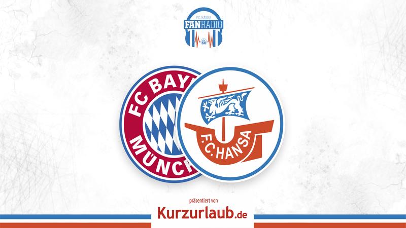 32. Spieltag: Bayern München II gegen Hansa