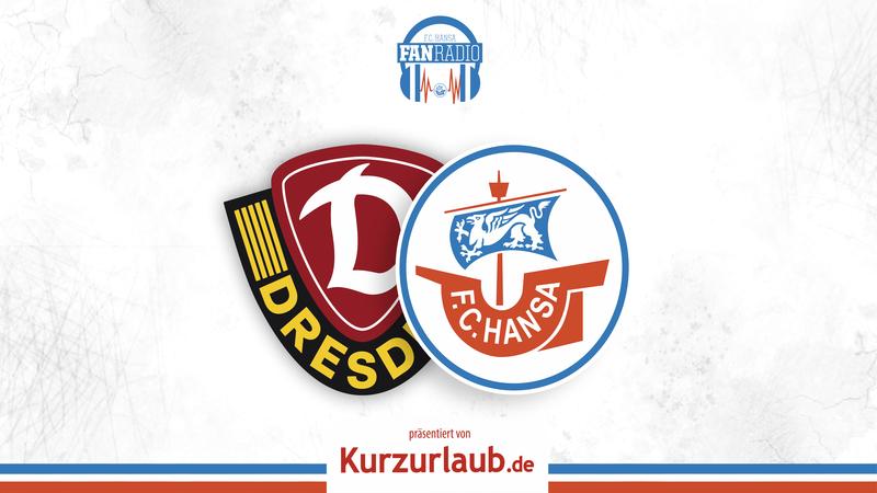 30. Spieltag: Dynamo Dresden gegen Hansa