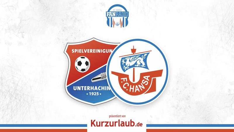 37. Spieltag: Unterhaching gegen Hansa