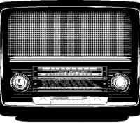 Brown Pocket Radio