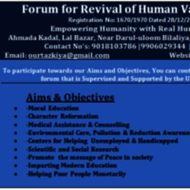 HUMAN VALUES